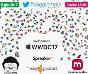 #SaggioMela WWDC 2017