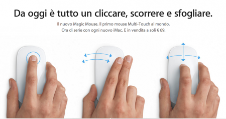 Nuovo Magic Mouse