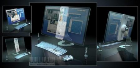 iMac Trasparente