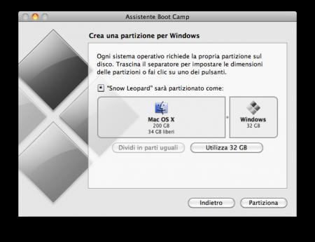 Una guida per installare Windows 7 sul Mac con OsX