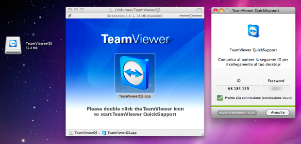 TeamViewer semplice veloce e free