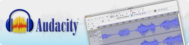 Audacity - Editing Audio su OsX