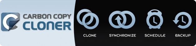 Carbon Copy Cloner - Copia, Crea Backup Incrementali, Clona