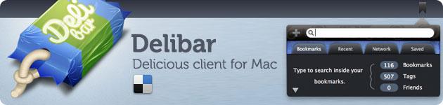 delibar delicious client free per Mac