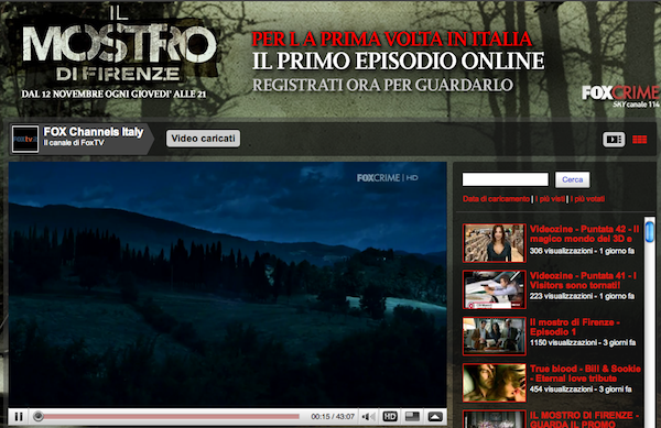 foxtv su youtube, video hd gratis tv free