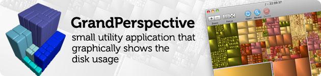grandperspective visualizza graficamente i file su disco