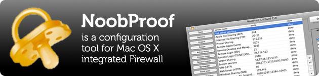 noobprof firewall gratuito per mac osx