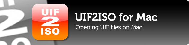 uif2iso converte e apre le immagini uif sul mac