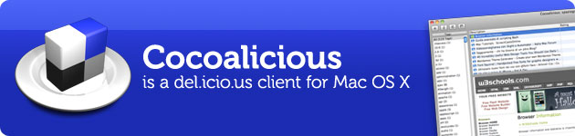 cocoalicious client delicious