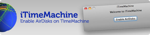 itimemachine abilitare dischi di rete con timemachine