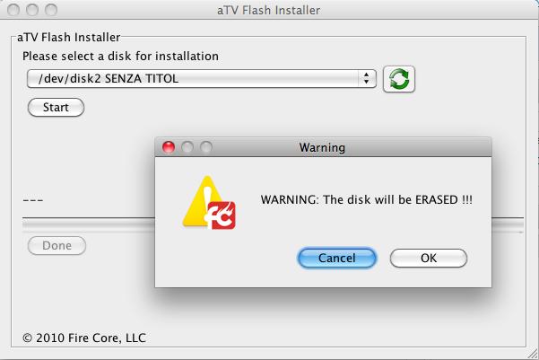 atv flash potenzia apple tv