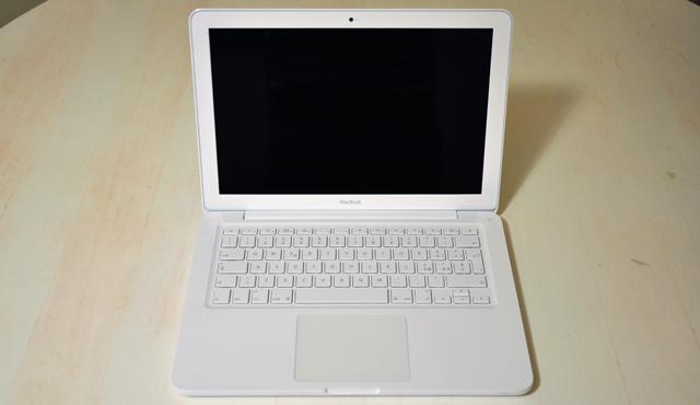 macbook bianco da 13