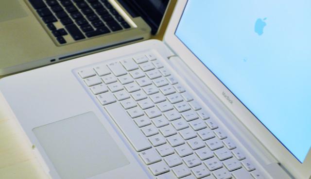 macbook bianco recensione test