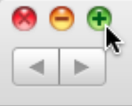 pulsante verde per massimizzare le finestre mac
