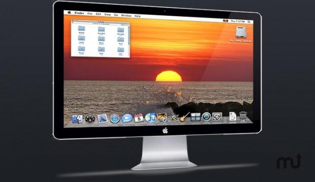 migliorare il desktop del mac