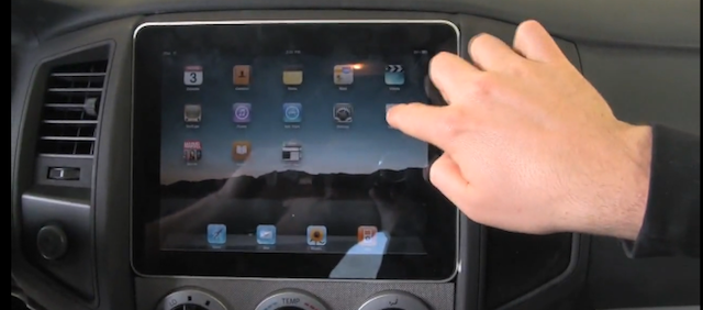 ipad car stereo