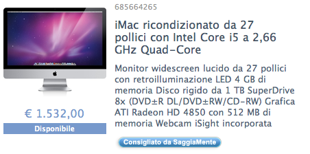 imac quad core intel i5