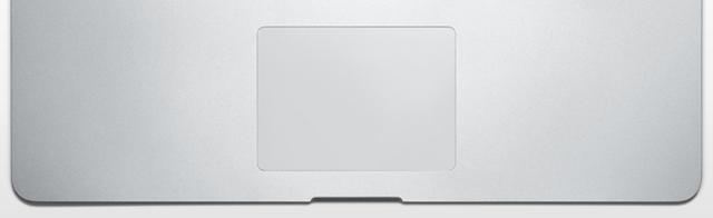 scorrimento inerziale nuovi macbook pro