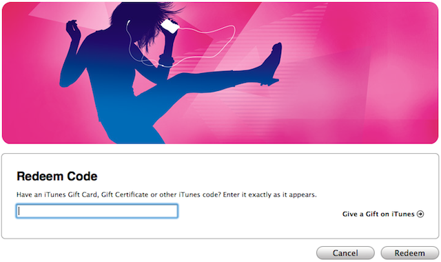 itunes git card usa