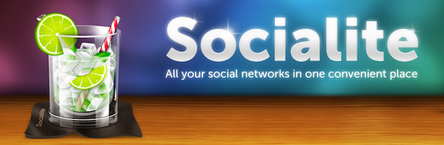Socialite per mac