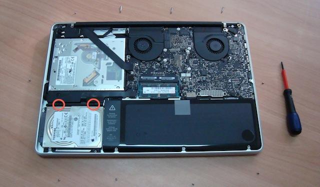 hard disk ssd su macbook pro prestazioni