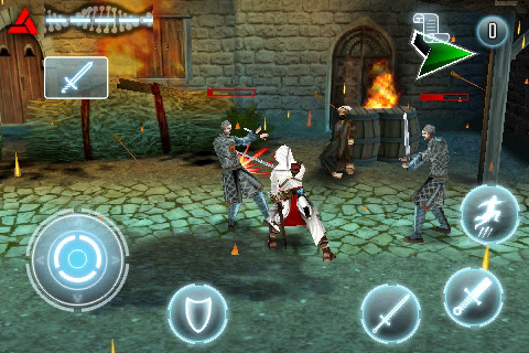 iphone assassins creed