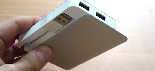 card reader hub usb