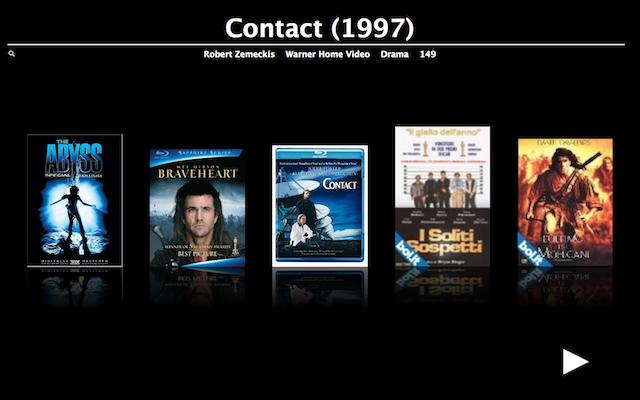 catalogazione film