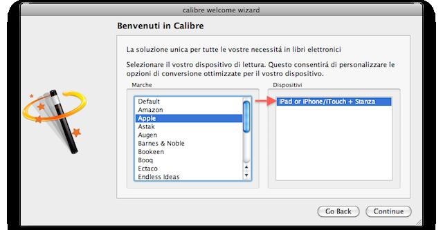 convertire i pdf per iPad