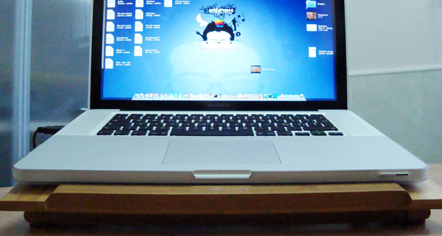 ecofanpro stand per macbookpro