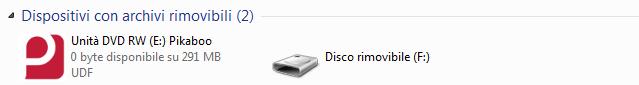 icona personalizzata cd