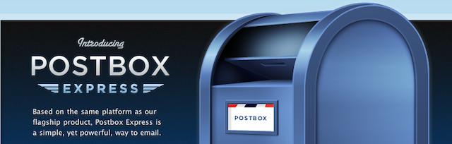 postbox express free