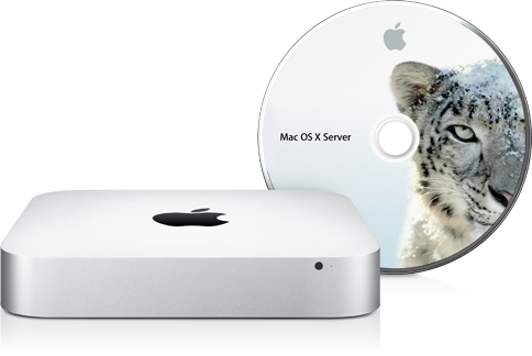 Mac mini con Snow Leopard Server
