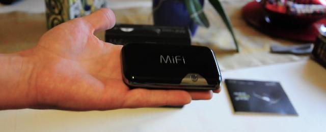 MiFi 2352 piccolo e compatto