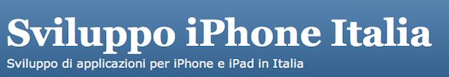 Sviluppo iPhone Italia