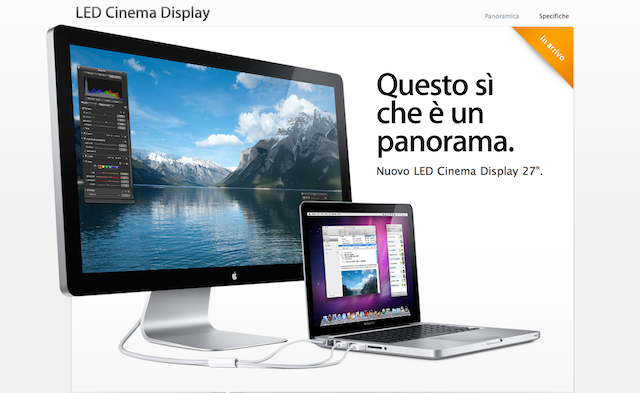 led cinema display 27""