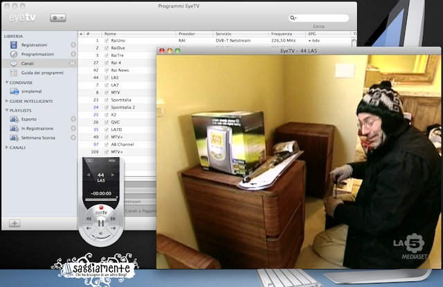 eyetv netstream tv digitale mac