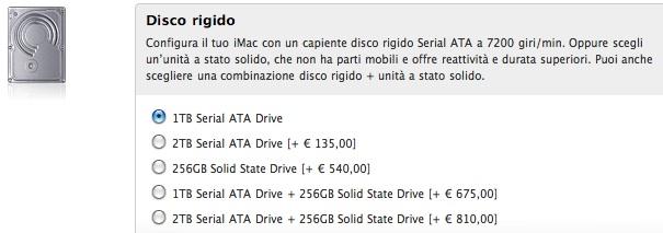 hdd + ssd iMac