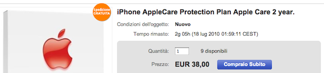 iphone apple care