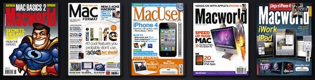 riviste per mac