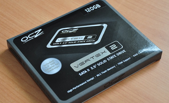 ocz vertex 2 ssd 120gb mac