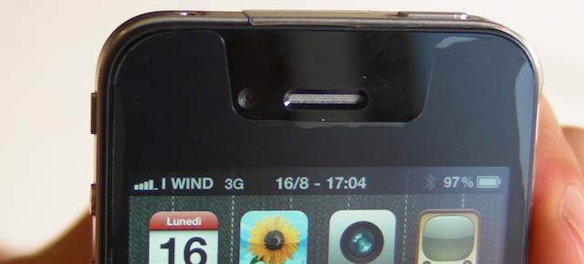 problemi pellicola schermo iphone 4