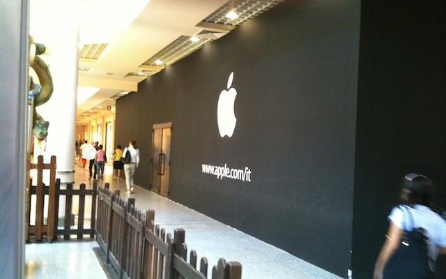 apple store torino