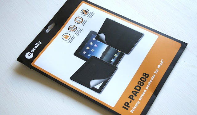 privacy screen protection for ipad