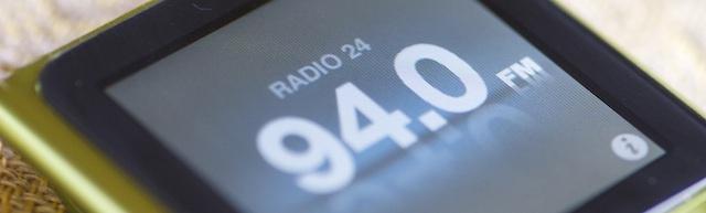 stazioni radio ipod nano