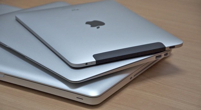 MacBook Air e iPad