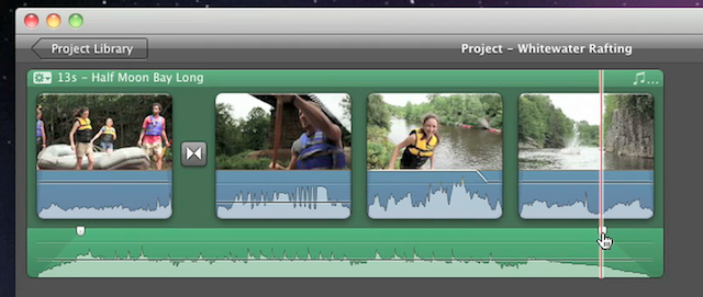 audio imovie11