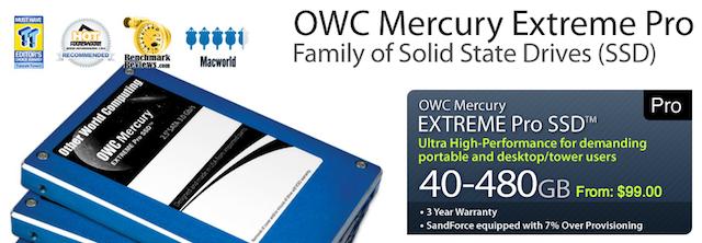OWC Extreme Pro