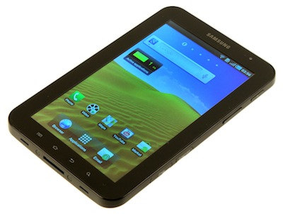 Samsung Galaxy Tablet Teardown Analysis