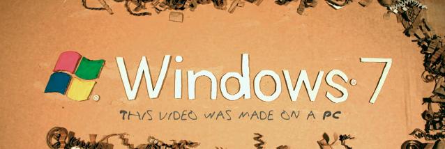 windows 7 bluray